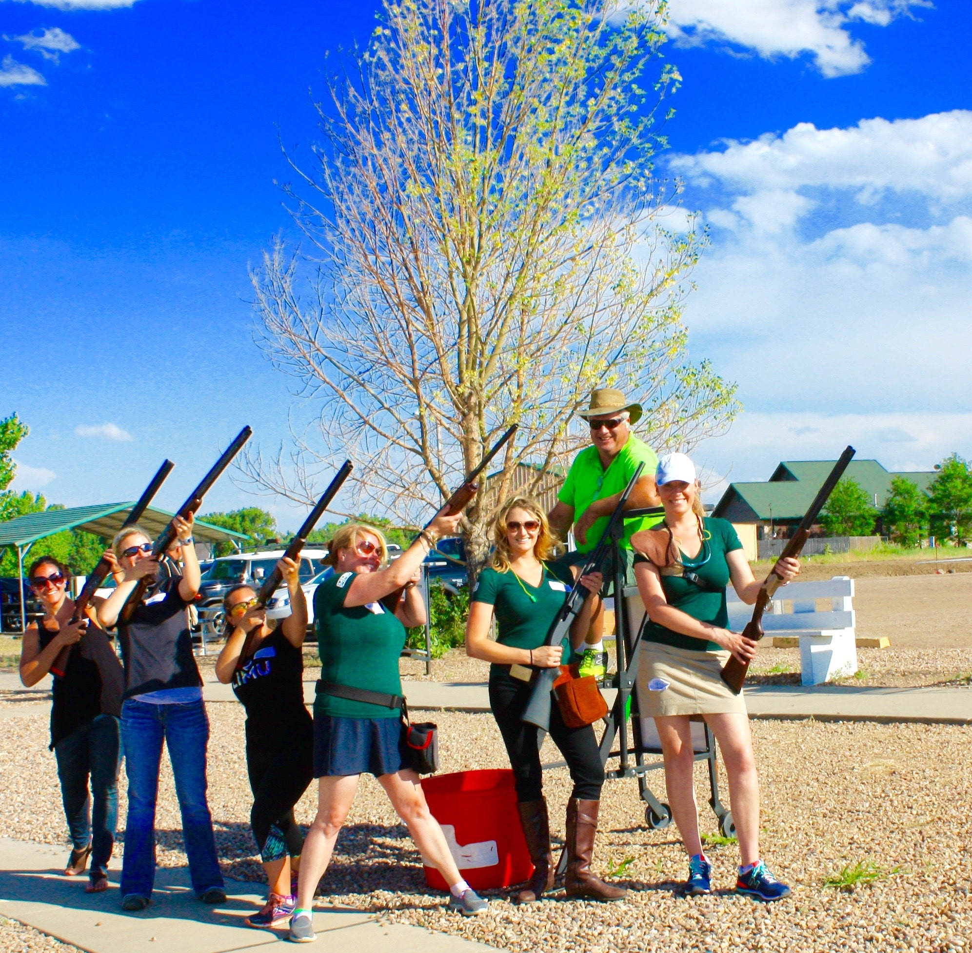 Don't Miss WOGA's Annual Sporting Clay Clinic On